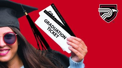 Graduation tickets
