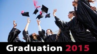graduation 2015 news