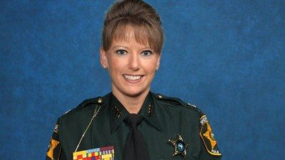 Polk County Sheriff's Office Capt. Betty Holland will take over as director of the Polk State Kenneth C. Thompson Institute of Public Safety on Nov. 24.
