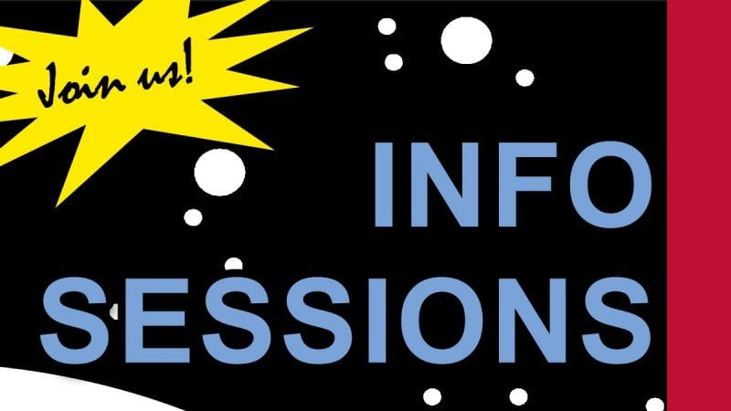 info session news