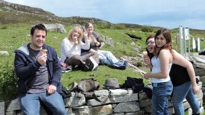 Students from Polk State studied in Ireland in summer 2014, and will return to the Emerald Isle in summer 2015.