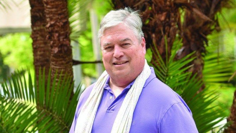 Professor Howard Kerner began teaching his Interpersonal Relationships course in 1991.