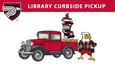 Library Curbside Pickup