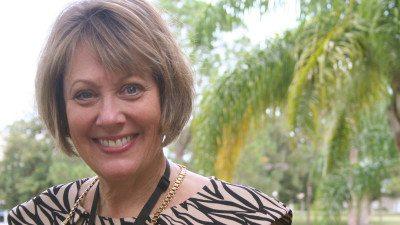 Polk State Internship Program Coordinator Lynn Chisholm