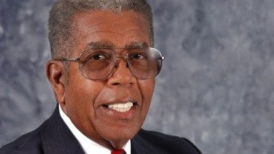 Former Polk State District Board of Trustee Neriah Roberts.