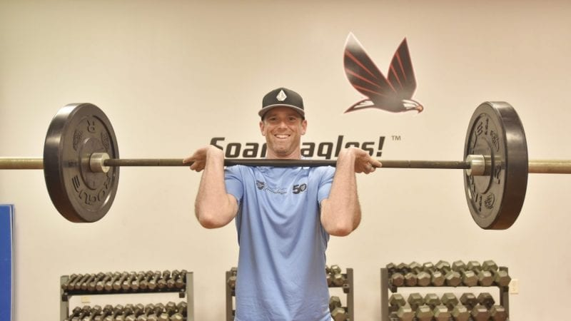 Polk State Director of Instructional Technology and eLearning, and resident fitness expert, Nate Neuman, has designed The 1964, a 15-minute workout perfect for busy students and employees. The 1964 is named in honor of the year Polk State was founded.