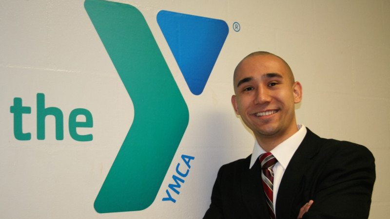 Polk State student Richard Williams used the College's Internship Program to land an internship at the Lakeland Family YMCA.