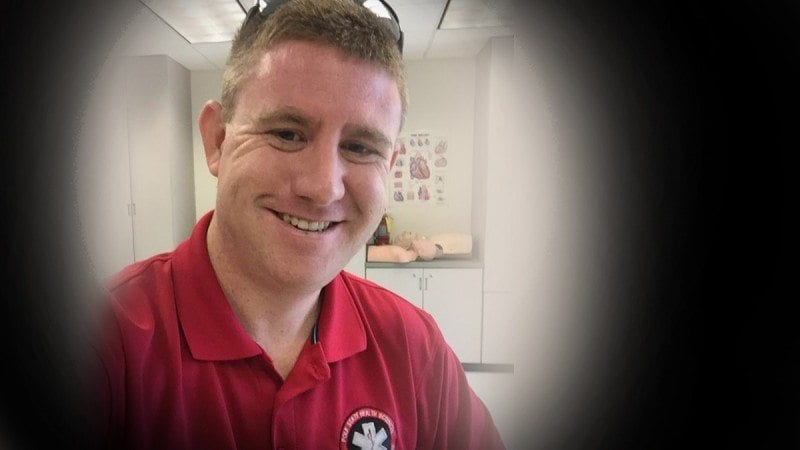 Polk State EMS adjunct instructor Brian Prince died Nov. 4.