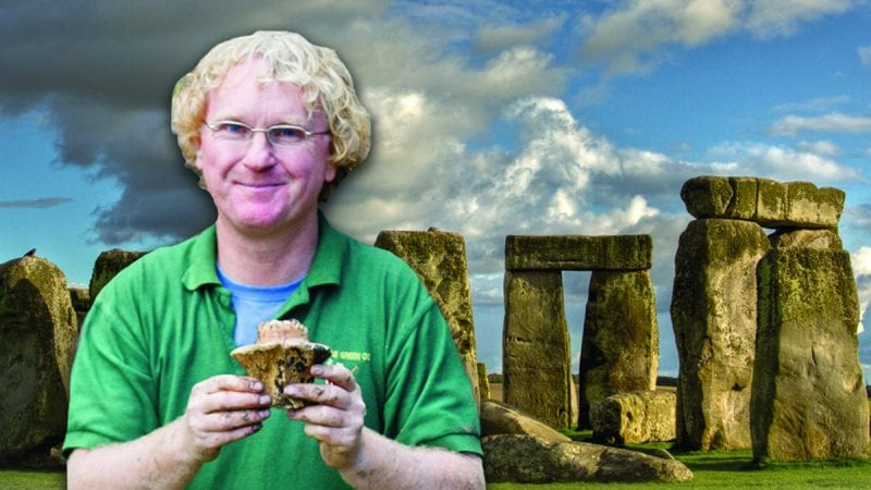 Stonehenge researcher David Jacques will speak at Polk State on May 31.