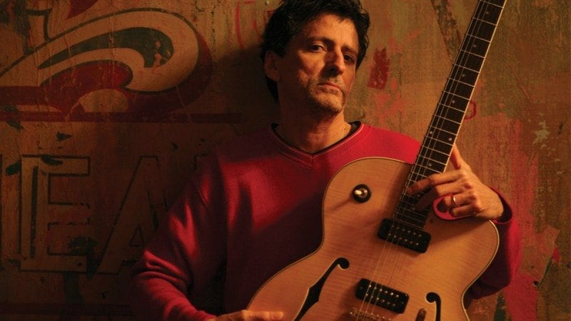 Vinicius Cantuaria will perform at the Polk State Lake Wales Arts Center at 7 p.m. on March 19.