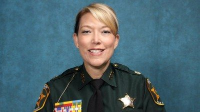 Polk County Sheriff's Major Kimberley Marcum