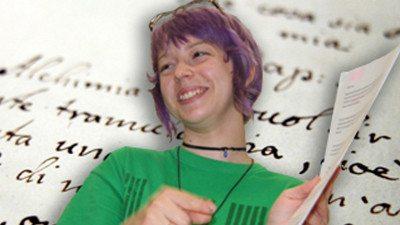Mischala Buchanon started the Polk State Lakeland Creative Writing Club to create a community for aspiring writers.