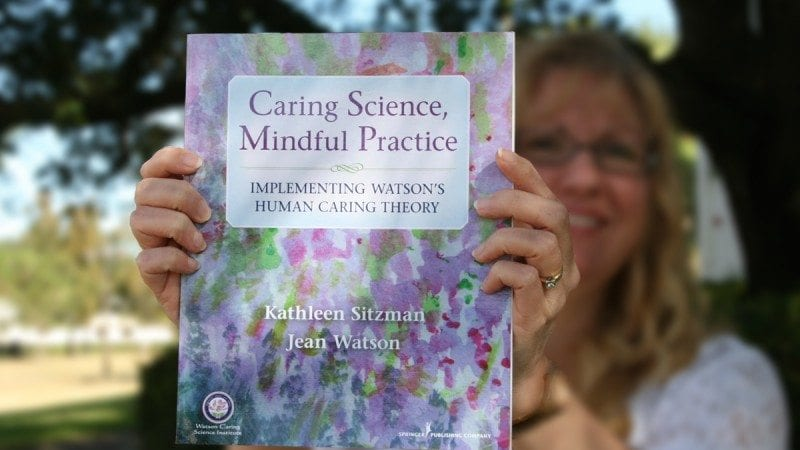 Tamara King, a student in Polk State's Bachelor of Science in Nursing program, is a contributor to a recently published textbook for nurses.