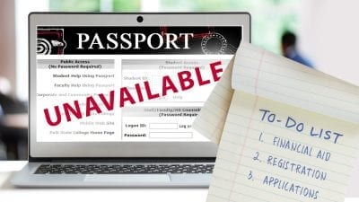 PASSPORT UNAVAILABLE