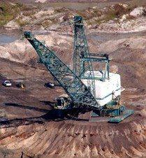 phosphate crane dragline 2