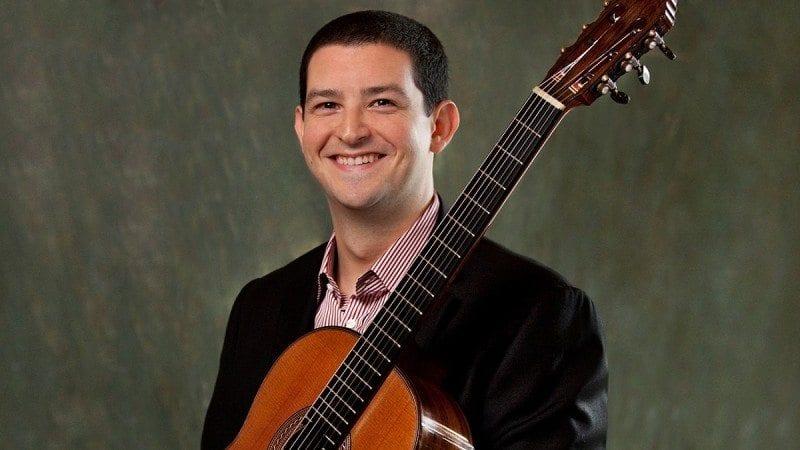 Polk State Music instructor Ben Pila