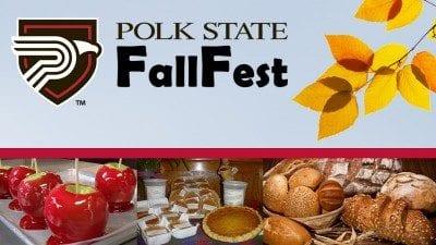 polk state fallfest news