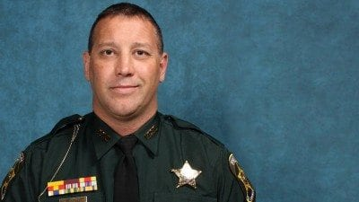 Polk County Sheriff's Office Sgt. Tracy Smith