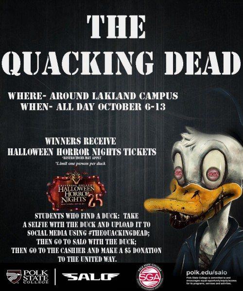quacking dead