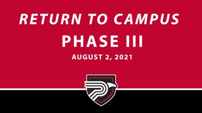 Return to Campus Phase III
