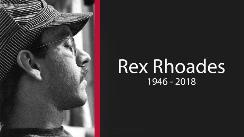 Rex Rhoades