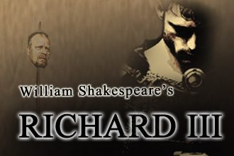 shakespeare's presentation of richard lll as Here are some facts about richard iii, king of england from 1483 to 1485 richard iii was born on 2nd october 1452 and he died on 22nd august 1485 at.