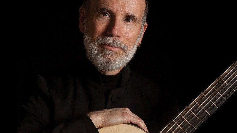 Classical guitarist Robert Phillips will perform at the Polk State Lake Wales Arts Center at 7 p.m. on Jan. 15.
