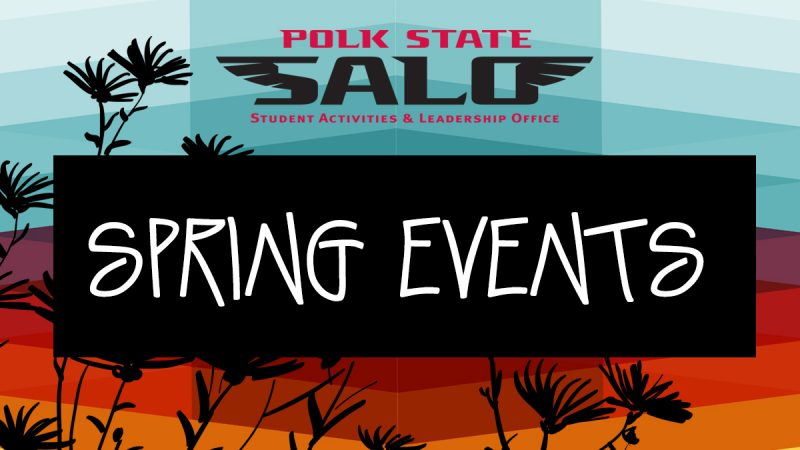 SALO Spring Events