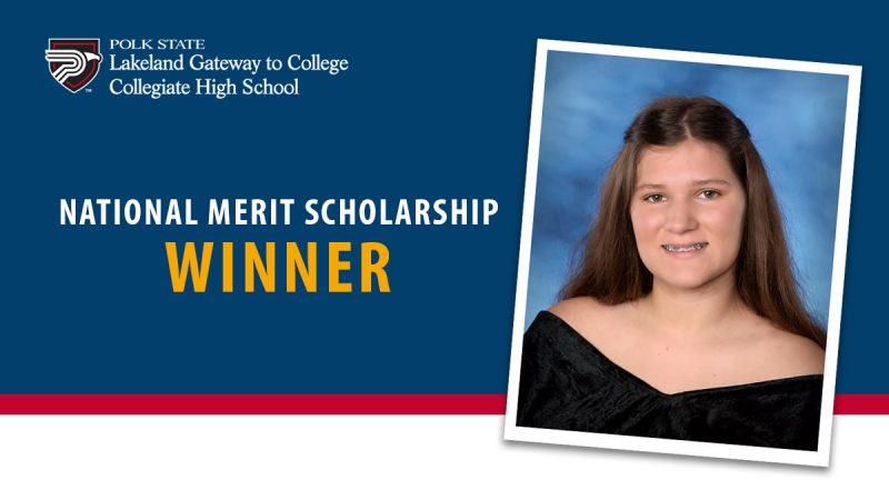 National Merit Winner