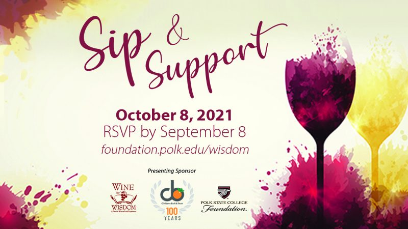 Sip & Support