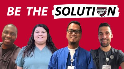 Be the Solution