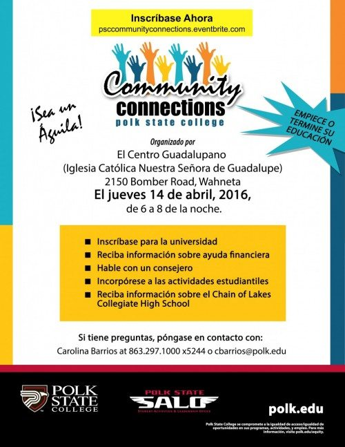 spanish community connections 160407