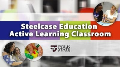 Steelcase Education Active Learning Classroom