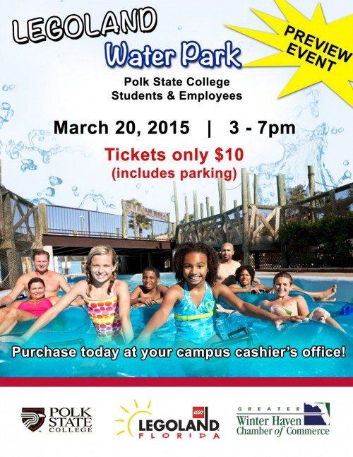 student legoland water park 150312