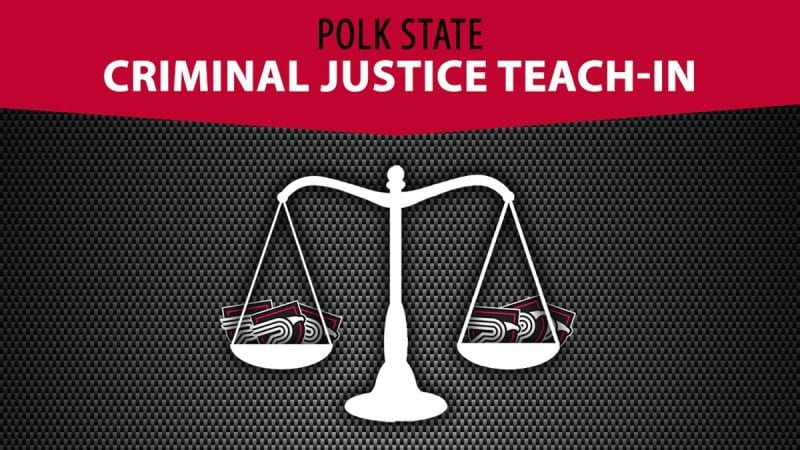 Criminal Justice Teach-In