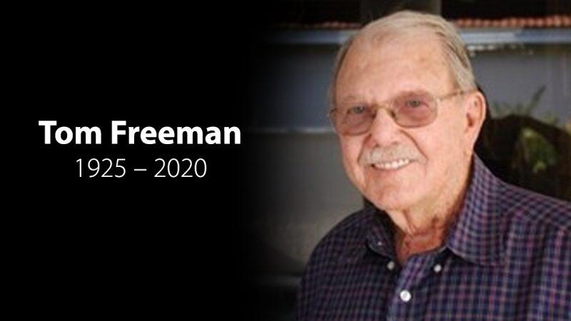 Tom Freeman