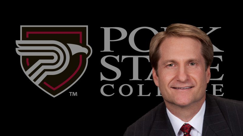Mark Turner, chairman of the Polk State College District Board of Trustees (2012-2013)