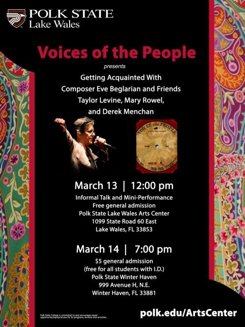 voices of the people 150223