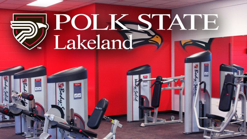 Polk State Lakeland's new Wellness Center opens Monday and is available to all students and employees with a College ID.