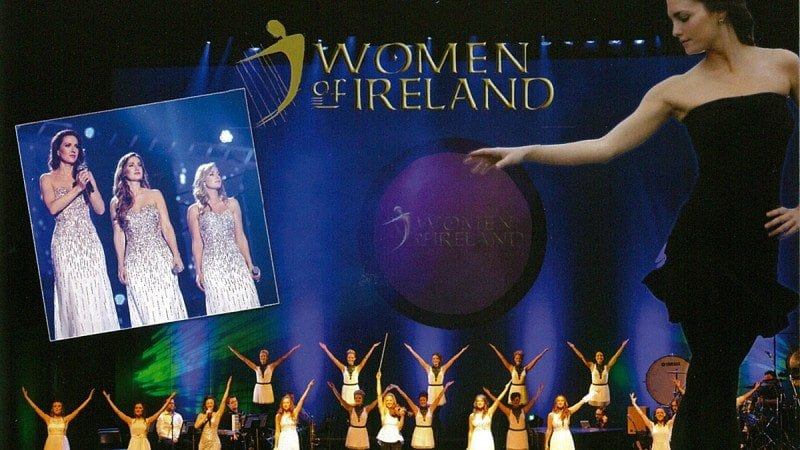 """Women of Ireland"" takes the stage at the Polk State Winter Haven Fine Arts Theatre on Wednesday."